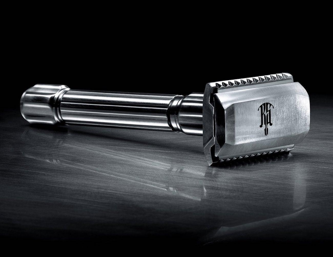 Raw Shaving RS-10 Clear Cut Safety Razor