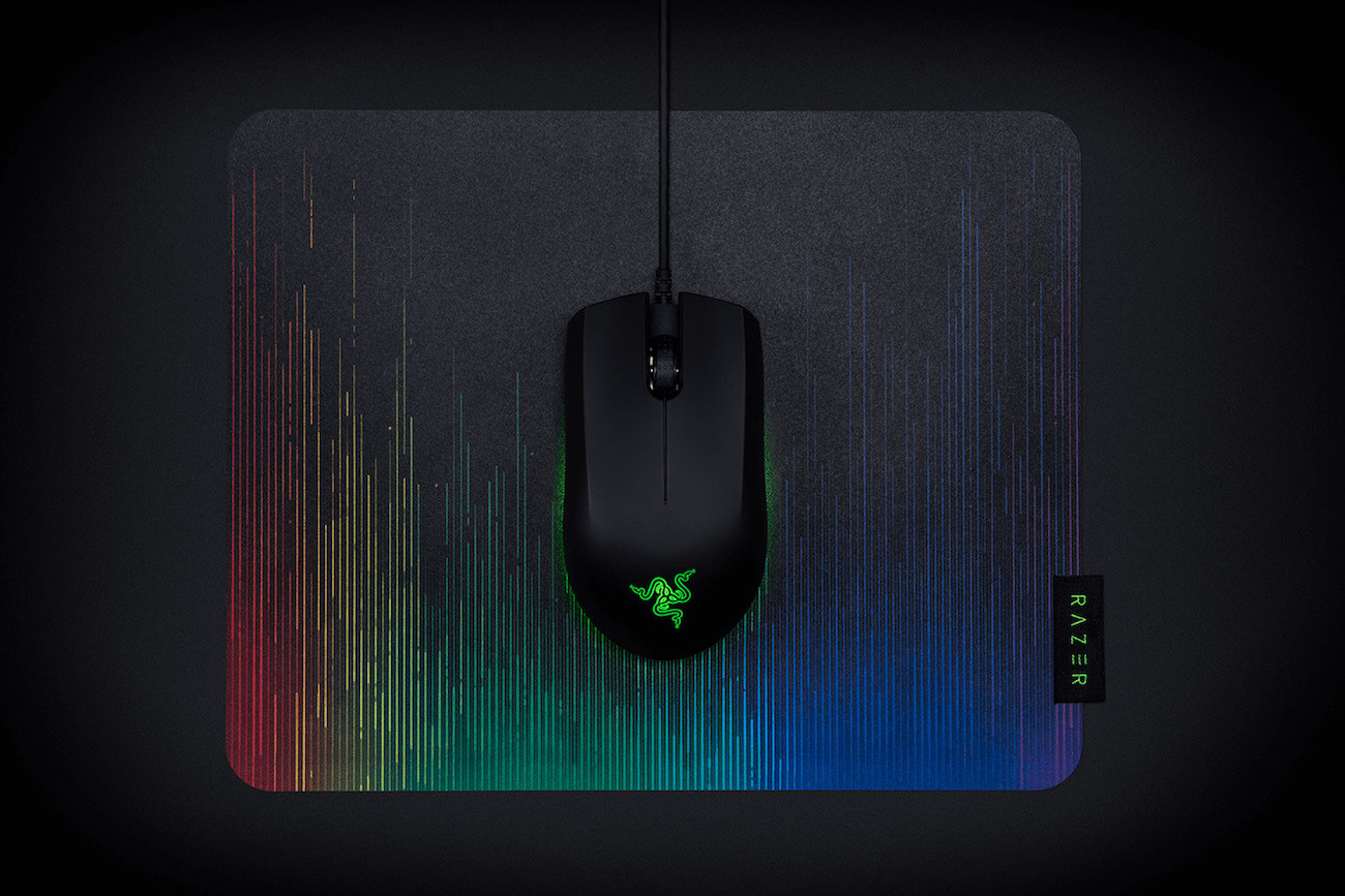 Razer Abyssus Essential Ambidextrous Optical Gaming Mouse