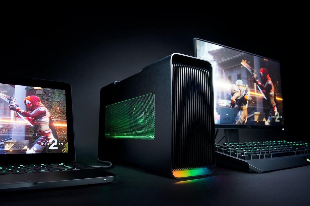 Razer Core V2 Thunderbolt 3 External Graphics Enclosure