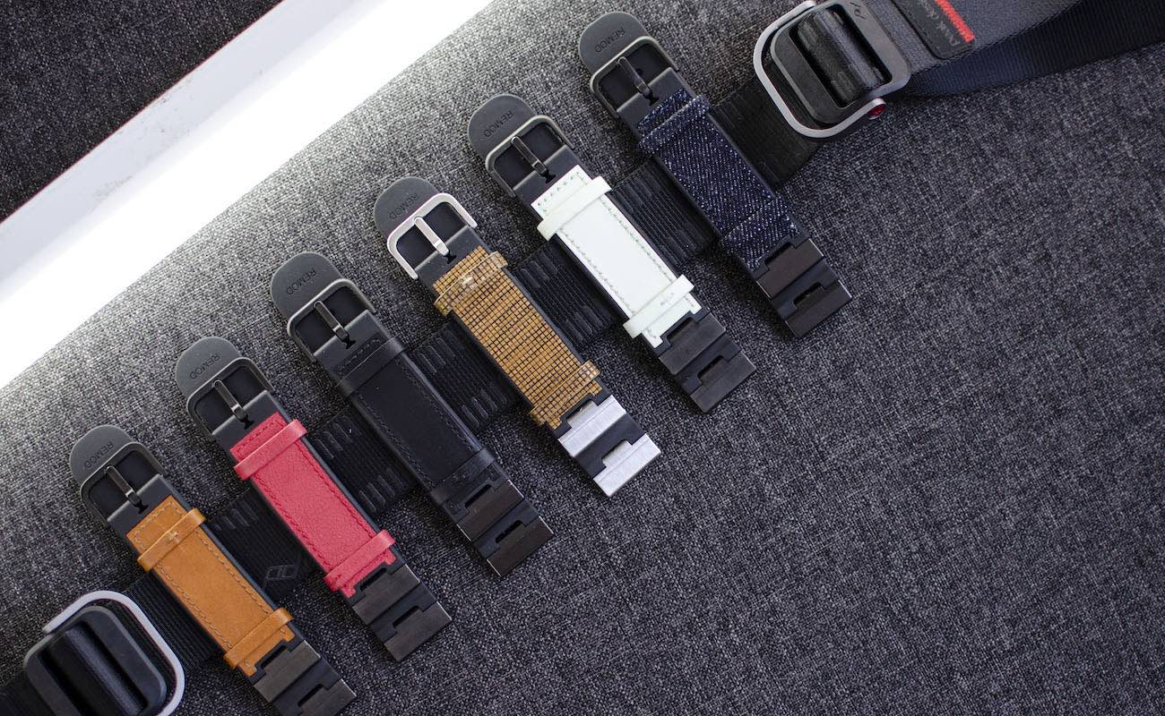 Remod X Reversible Dual Face Watch Strap