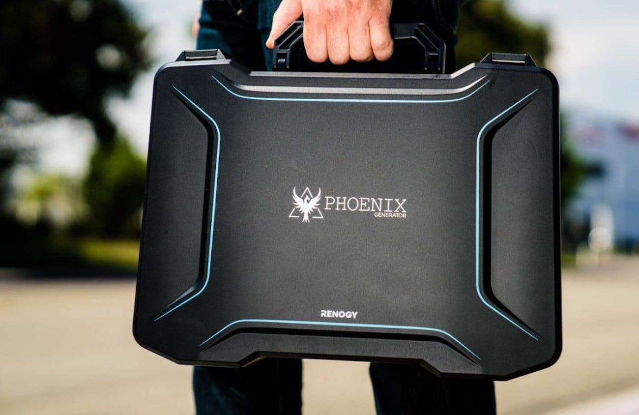 Renogy Phoenix Generator Portable All-In-One Solar Kit