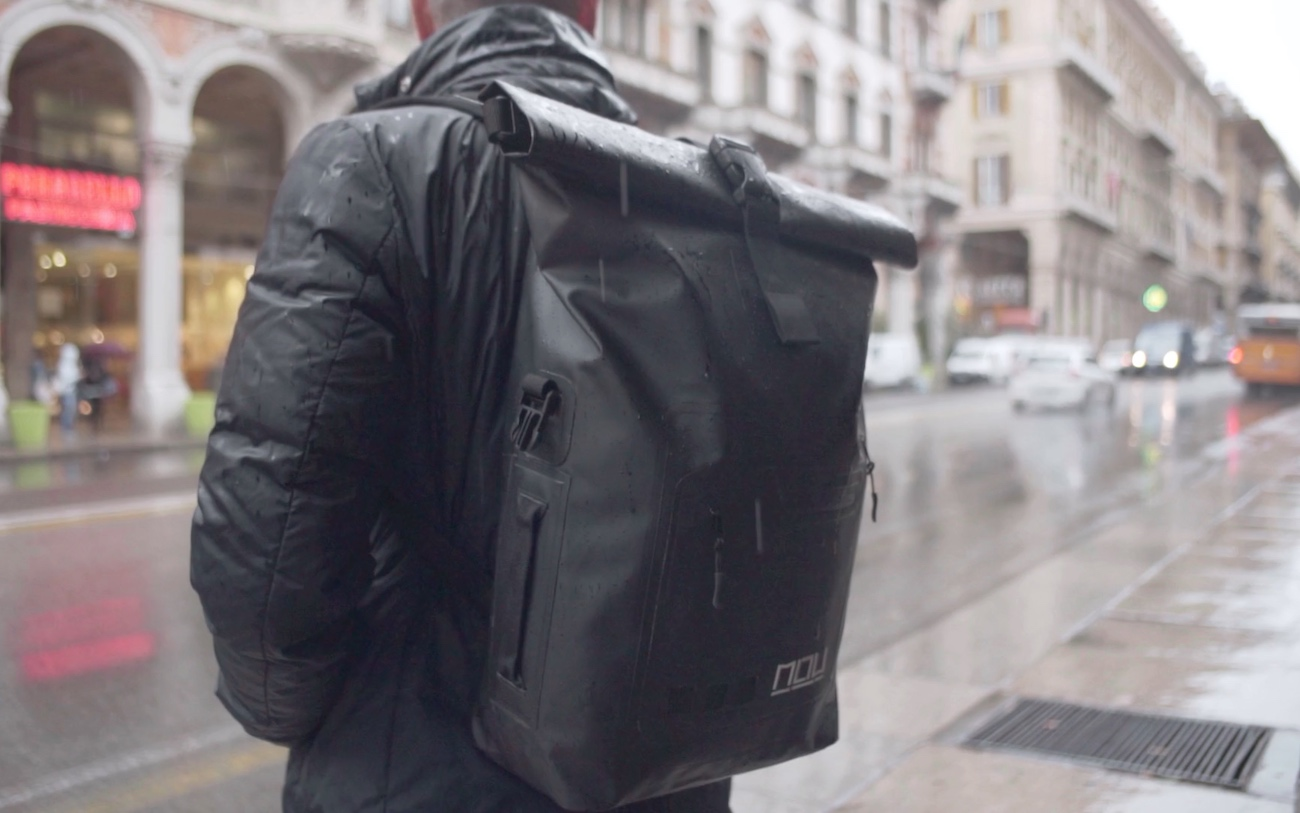 Riviera Waterproof Daily Backpack » Gadget Flow 3543fcde32