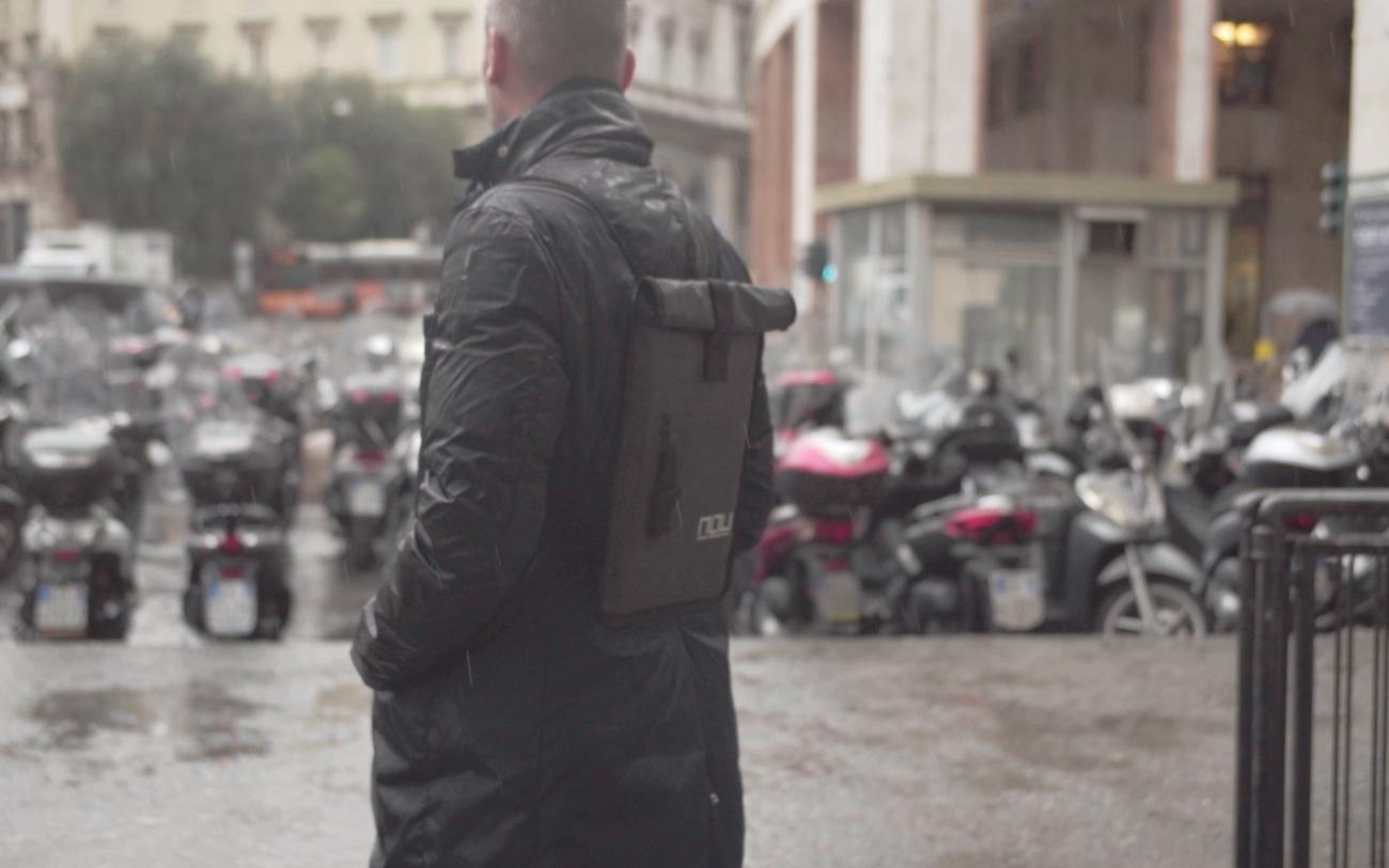 Riviera Waterproof Daily Backpack