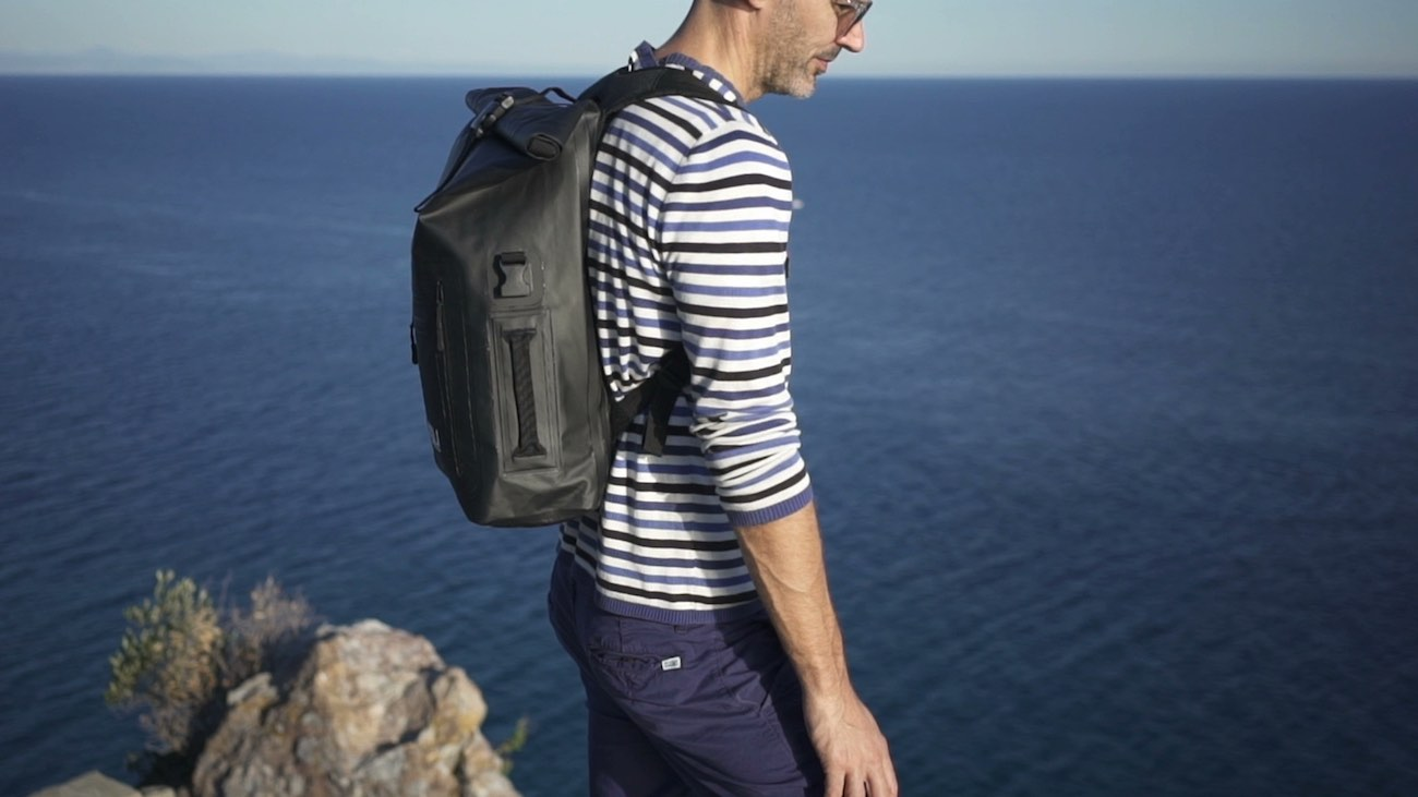 Riviera Waterproof Daily Backpack