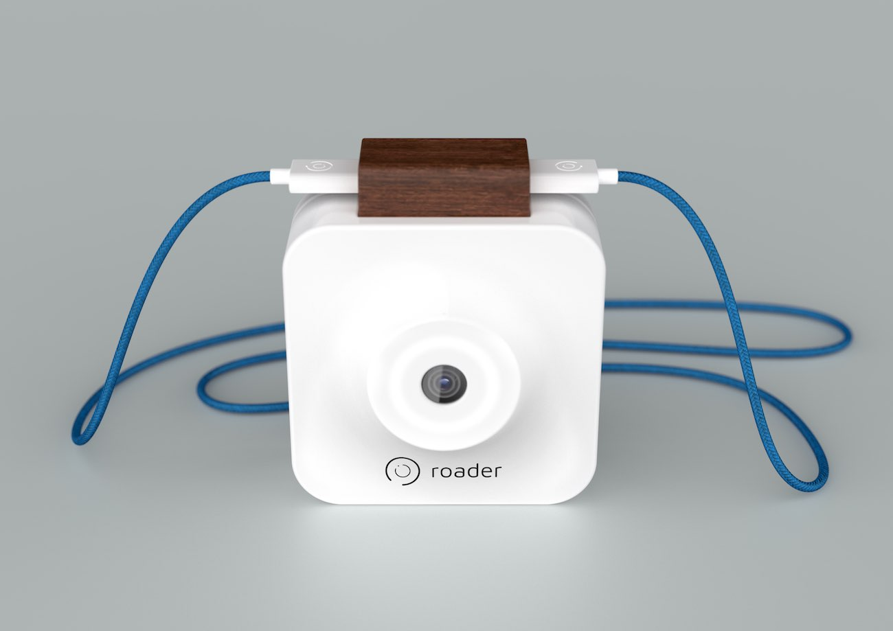 Roader Time Machine Video Camera