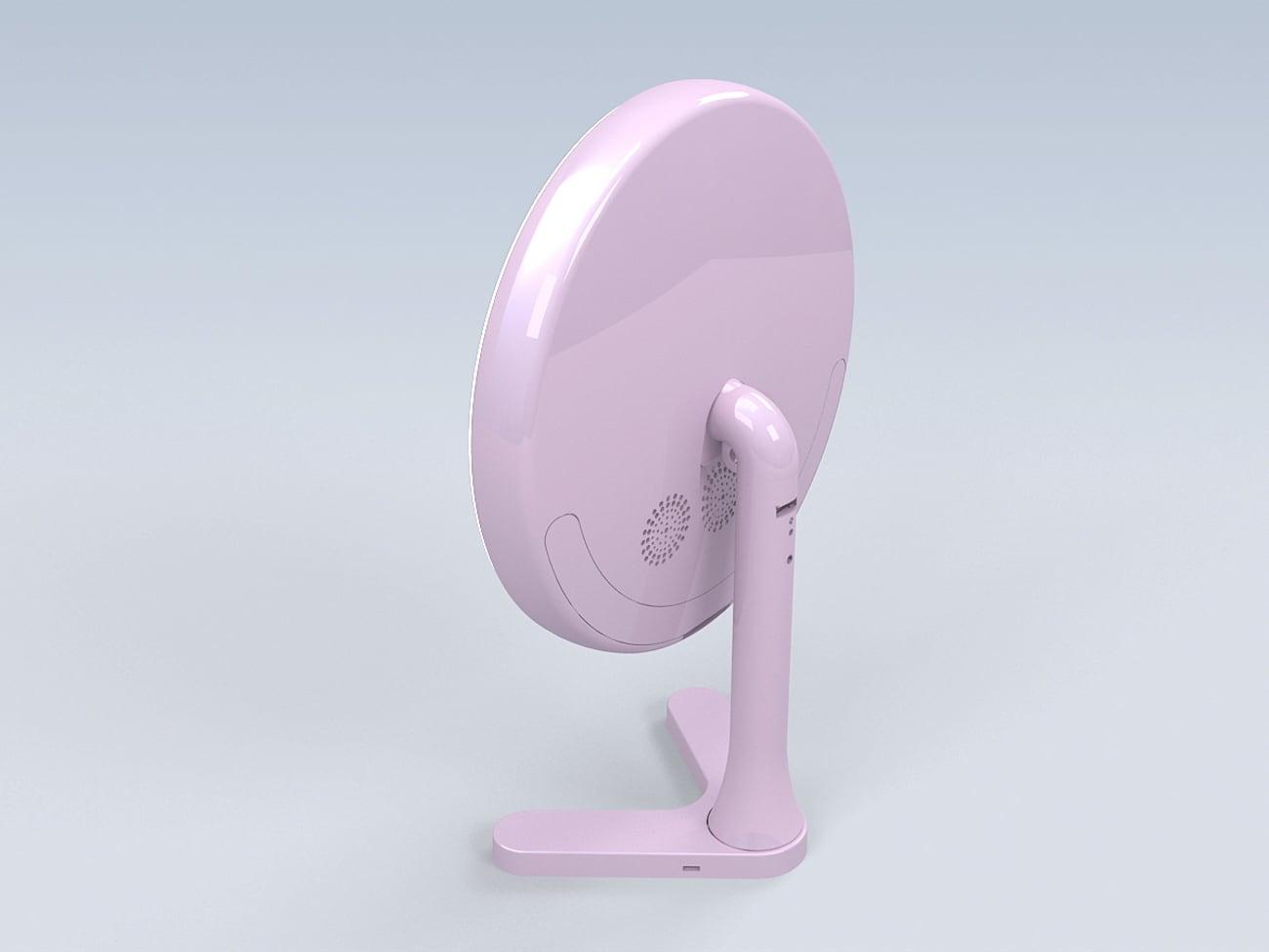 Shezmirror Smart Skincare Mirror