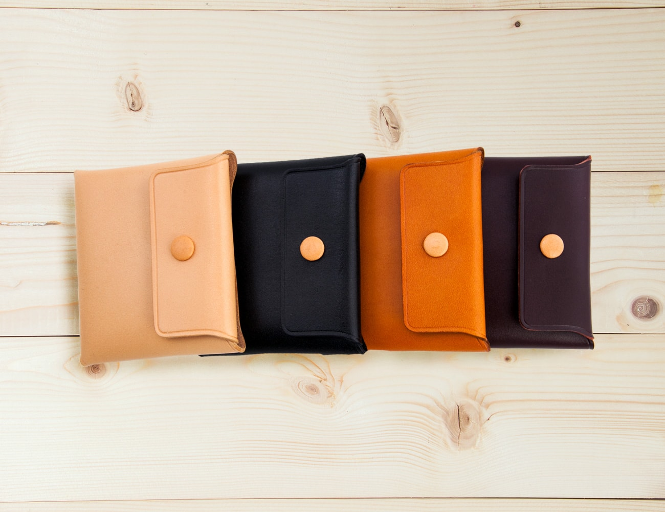 Soul Knight Ultimate Minimal Leather Wallet