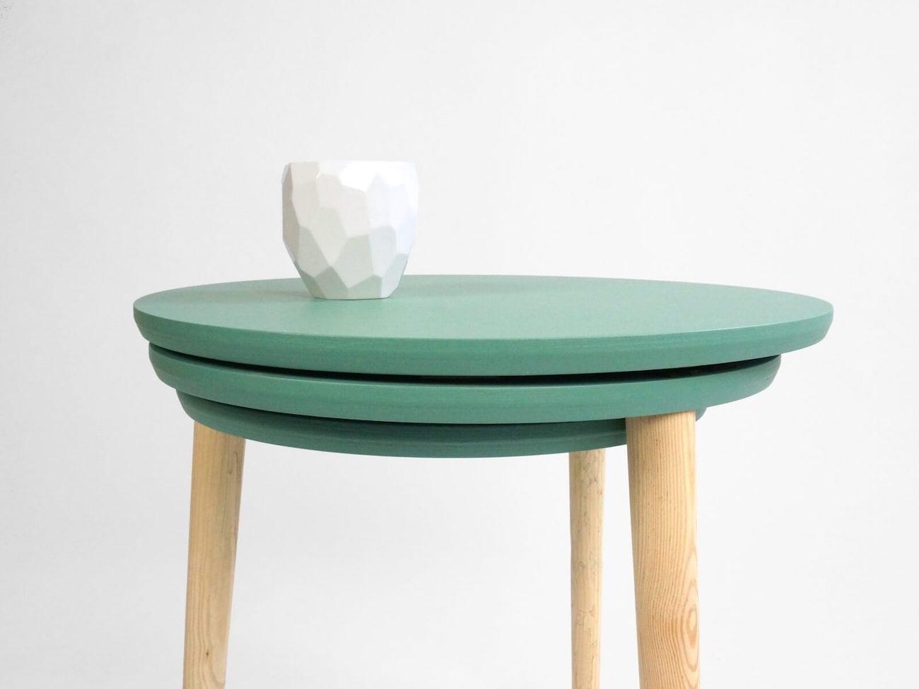 Studio Lorier Slide Compact Side Table