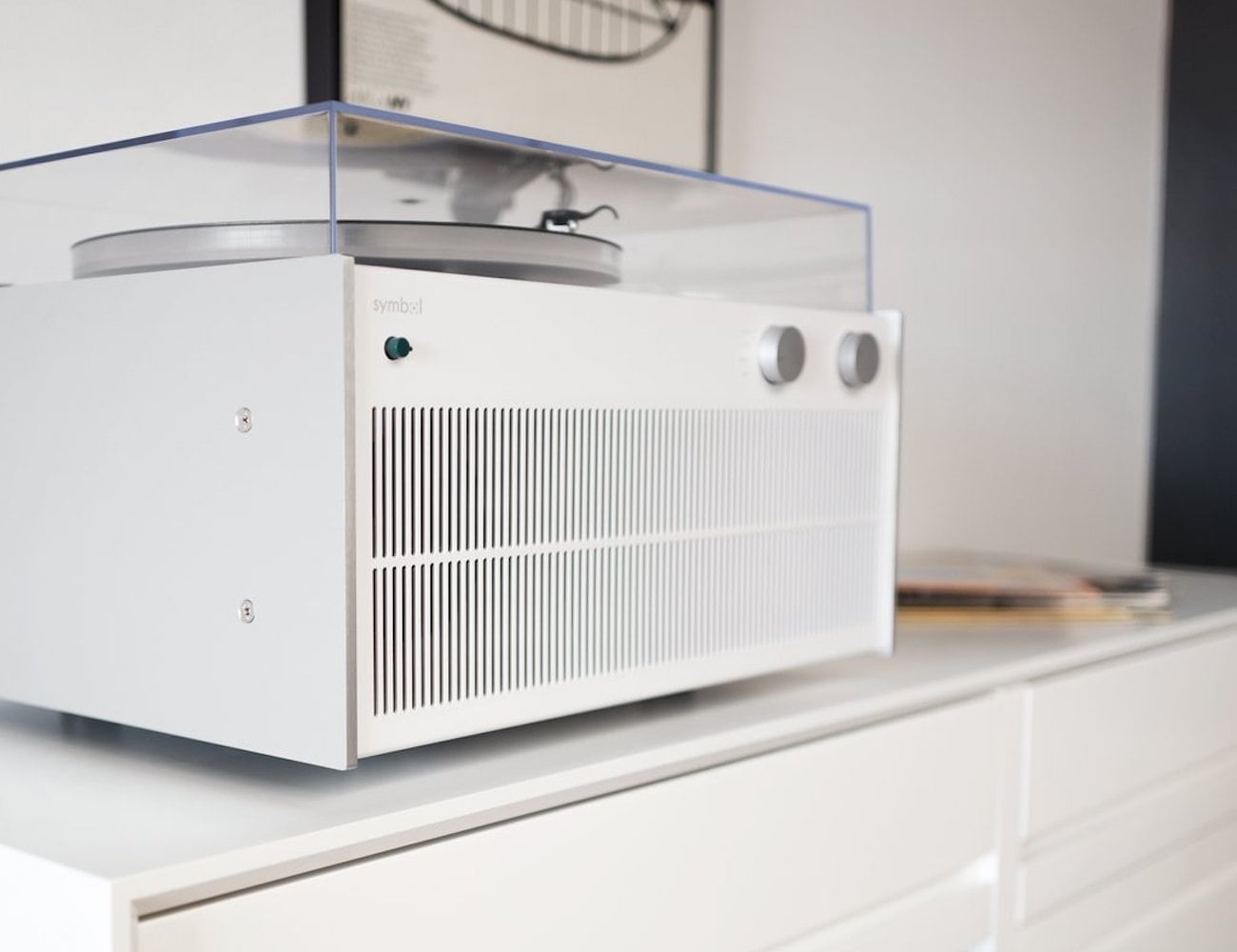 Symbol Audio Modern Record Player
