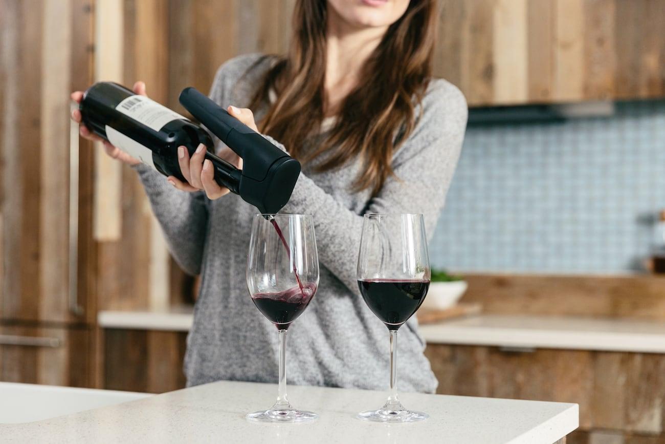 Syphon Minimalist Wine Preserver