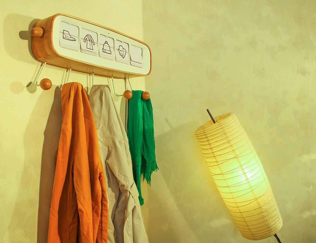 Take Off Connected Smart Hanger