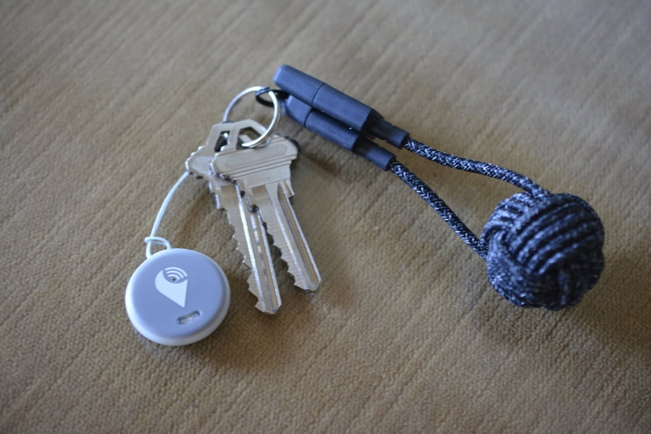 TrackR Pixel Compact Bluetooth Tracker