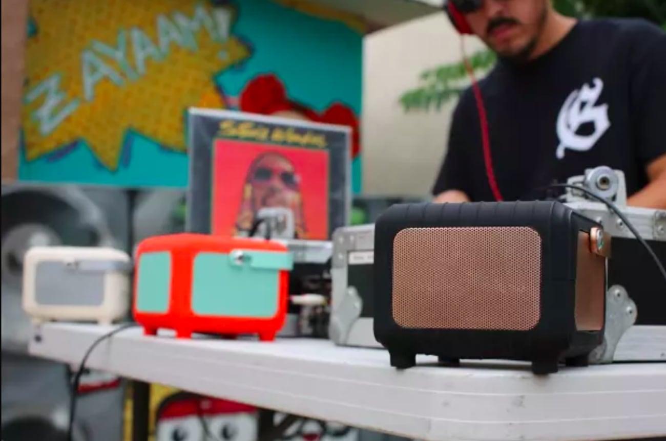 Tutti Matti Hybrid Hi-Fi Speaker