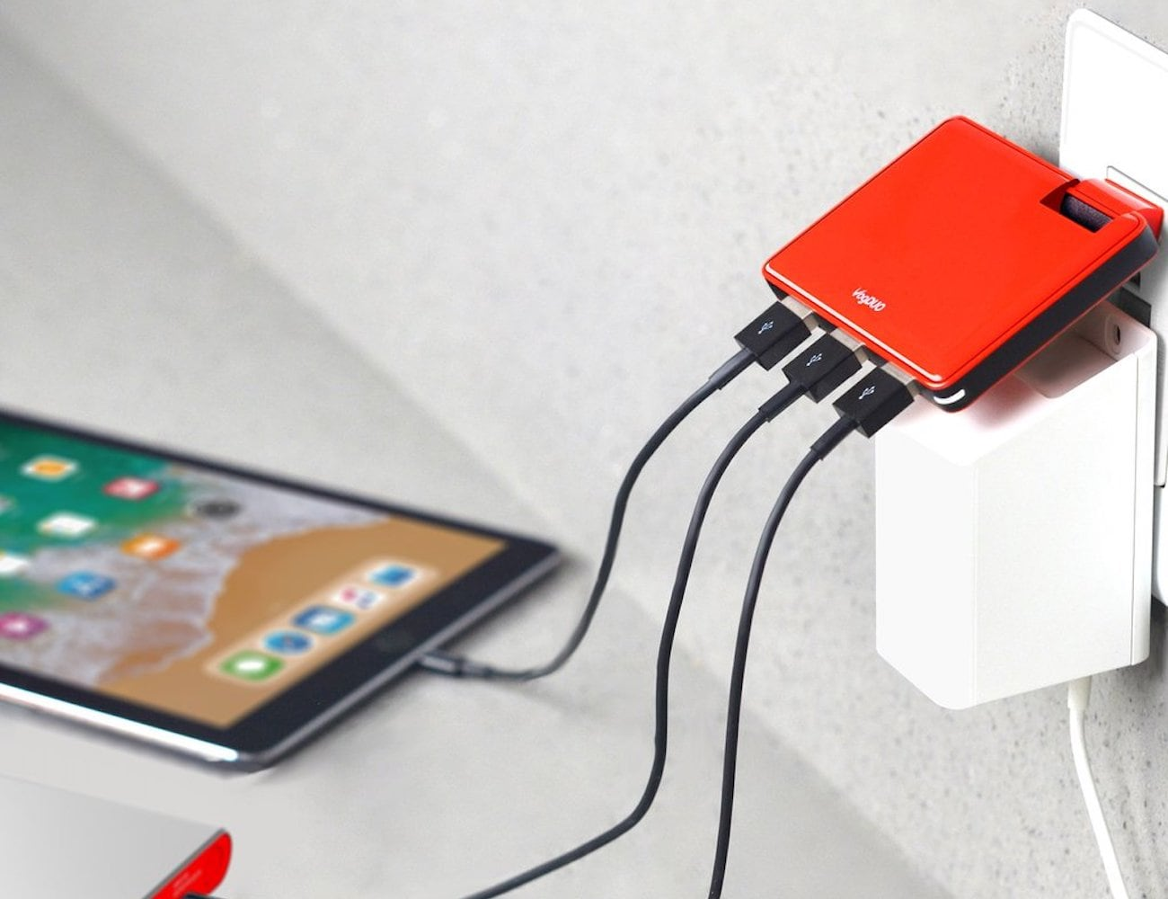 VogDUO Charger Pro Slim Travel Wall Charger