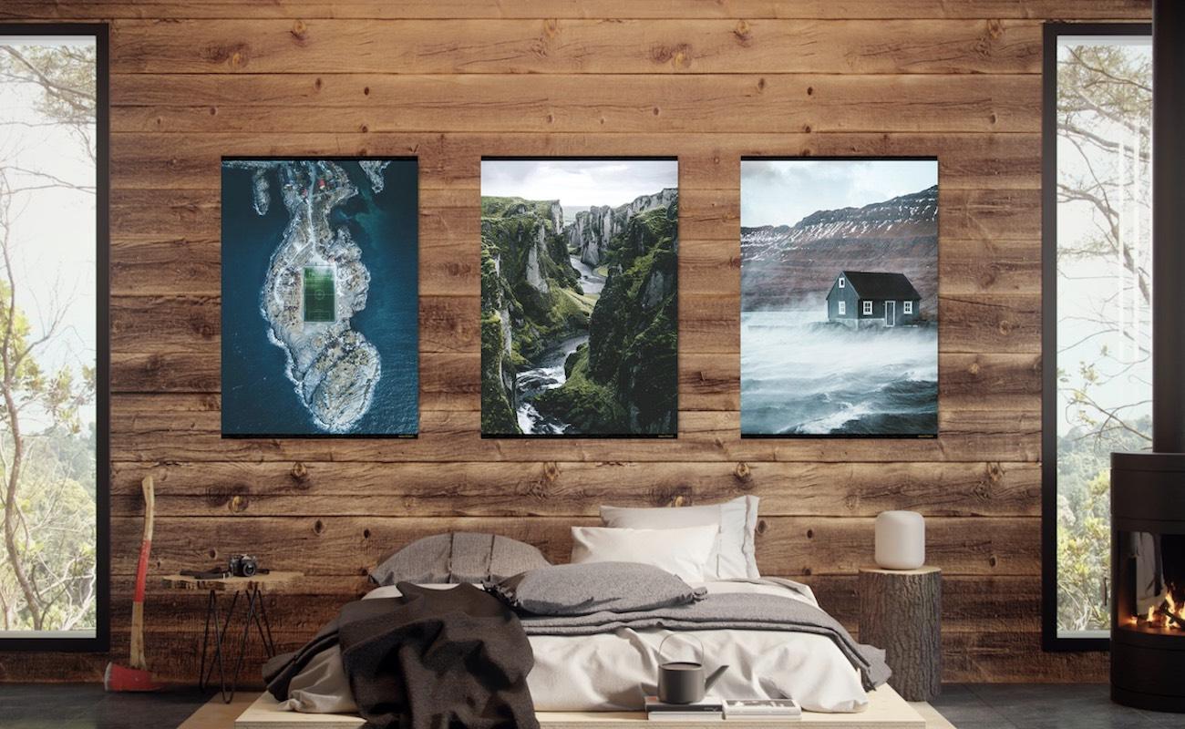 Walltones Limited Edition Canvas Wall Art