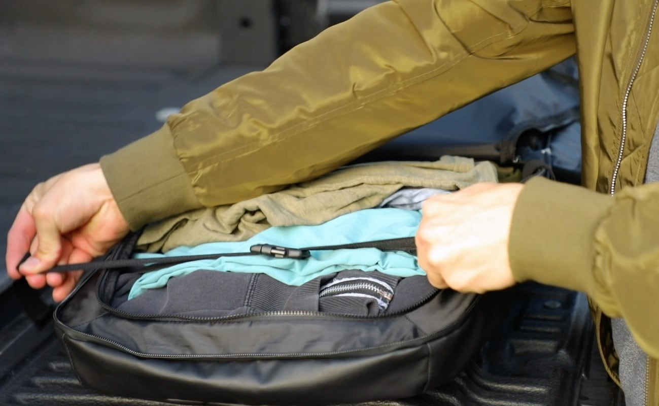 Weekend Warrior Dynamic Travel Bag