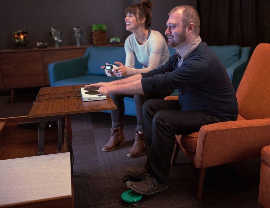 Xbox+Adaptive+Controller