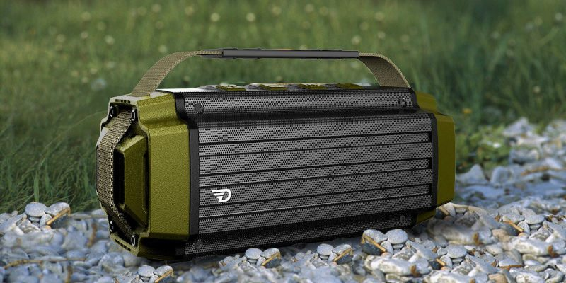 Survival Bluetooth Speaker