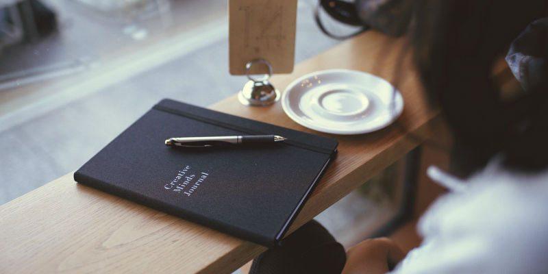 Creative Minds journal