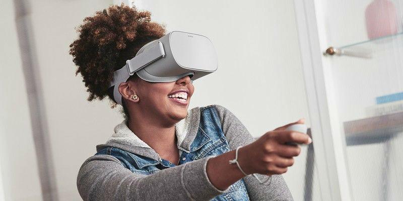 Wireless VR Headset