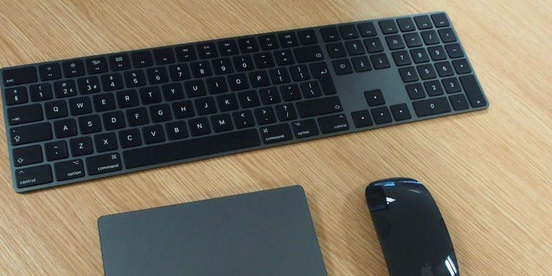 Apple Numeric Keypad Magic Keyboard