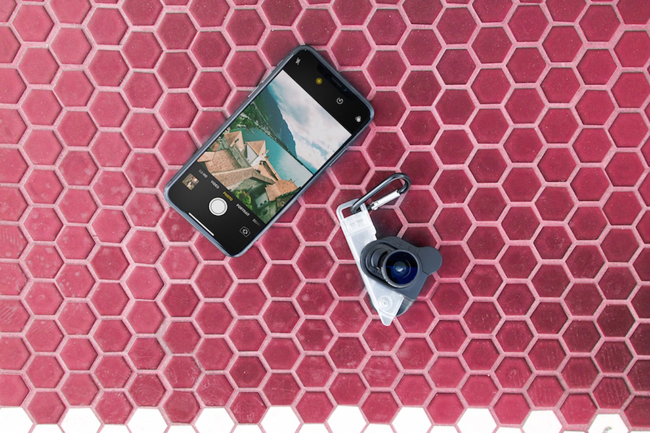 olloclip Connect X iPhone X Lens System
