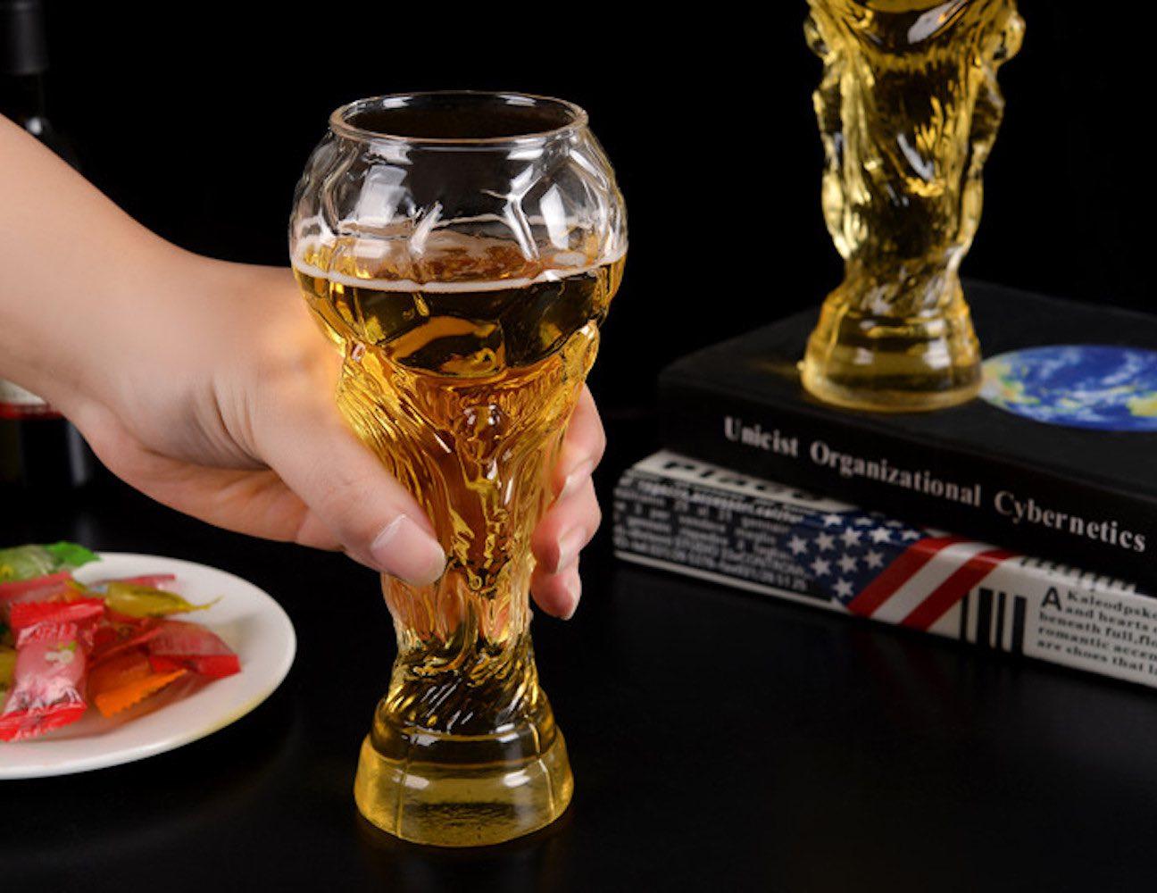 2018 FIFA Creative Champions Beer Mug