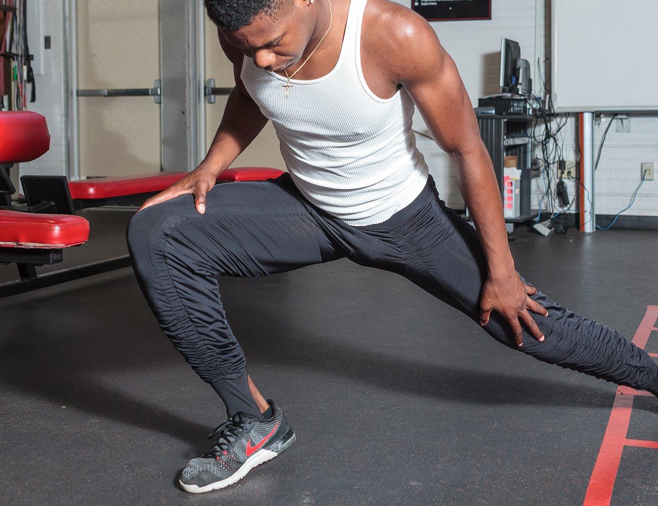 AGOGIE 2.0 – Pro Athlete Certified Training Pants