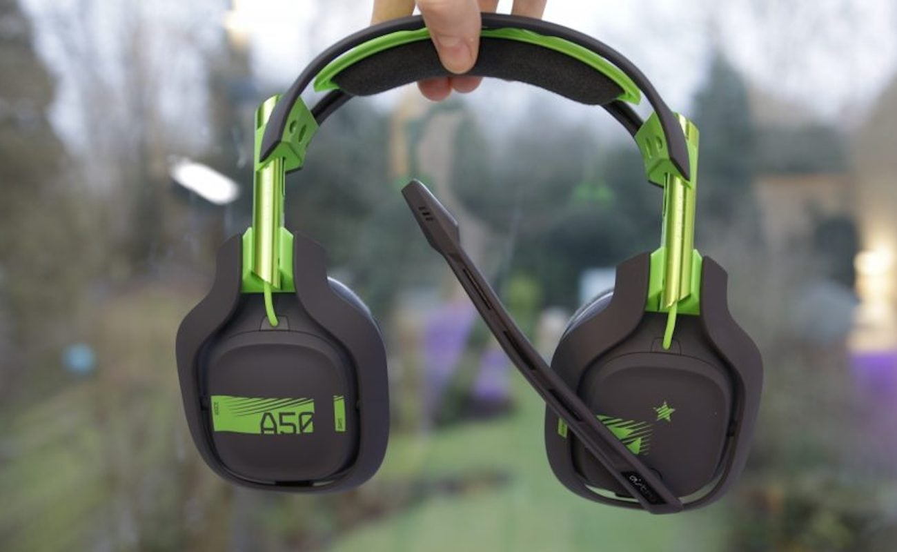 ASTRO A50 Wireless Headset and Base Station