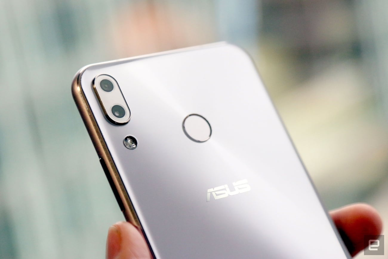 ASUS ZenFone 5Z AI Android Smartphone