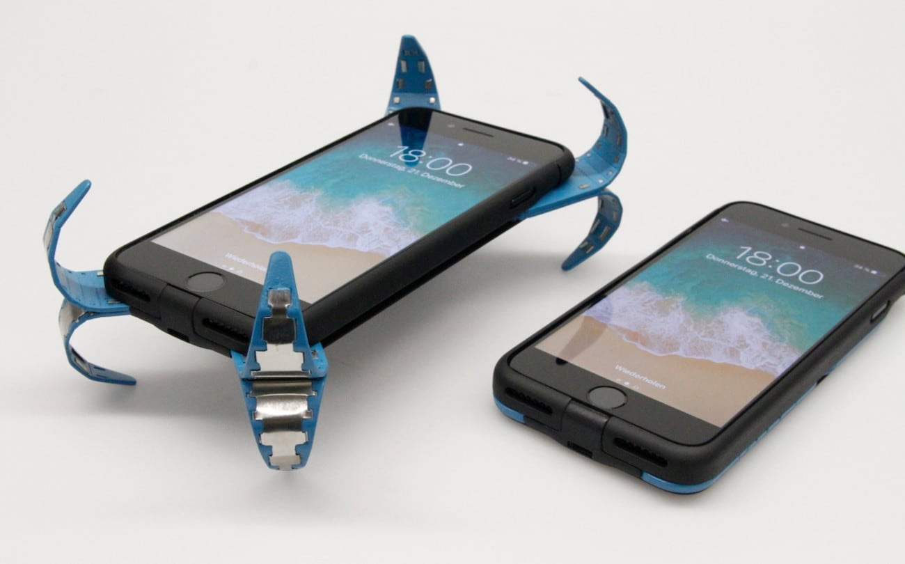 Active Damping Smartphone Case