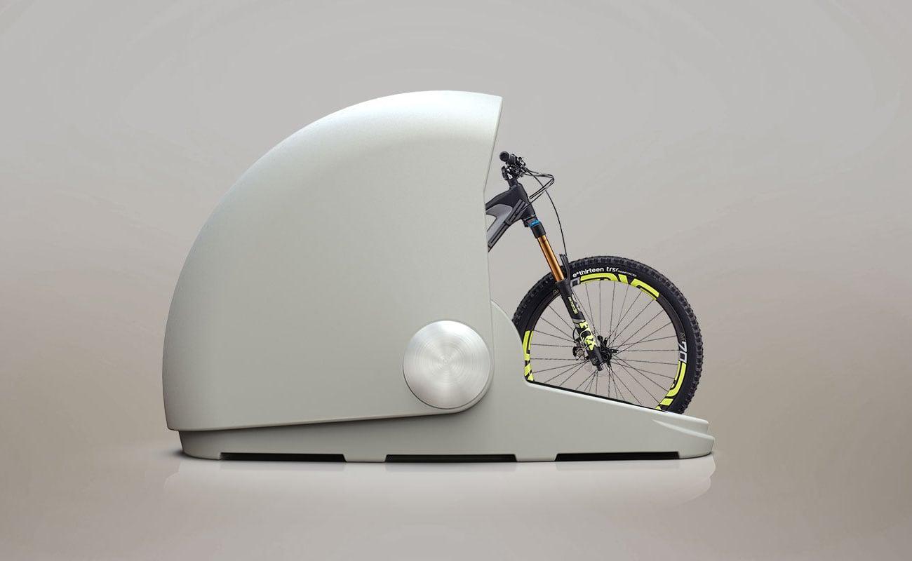 Alpen Waterproof Bike Capsule