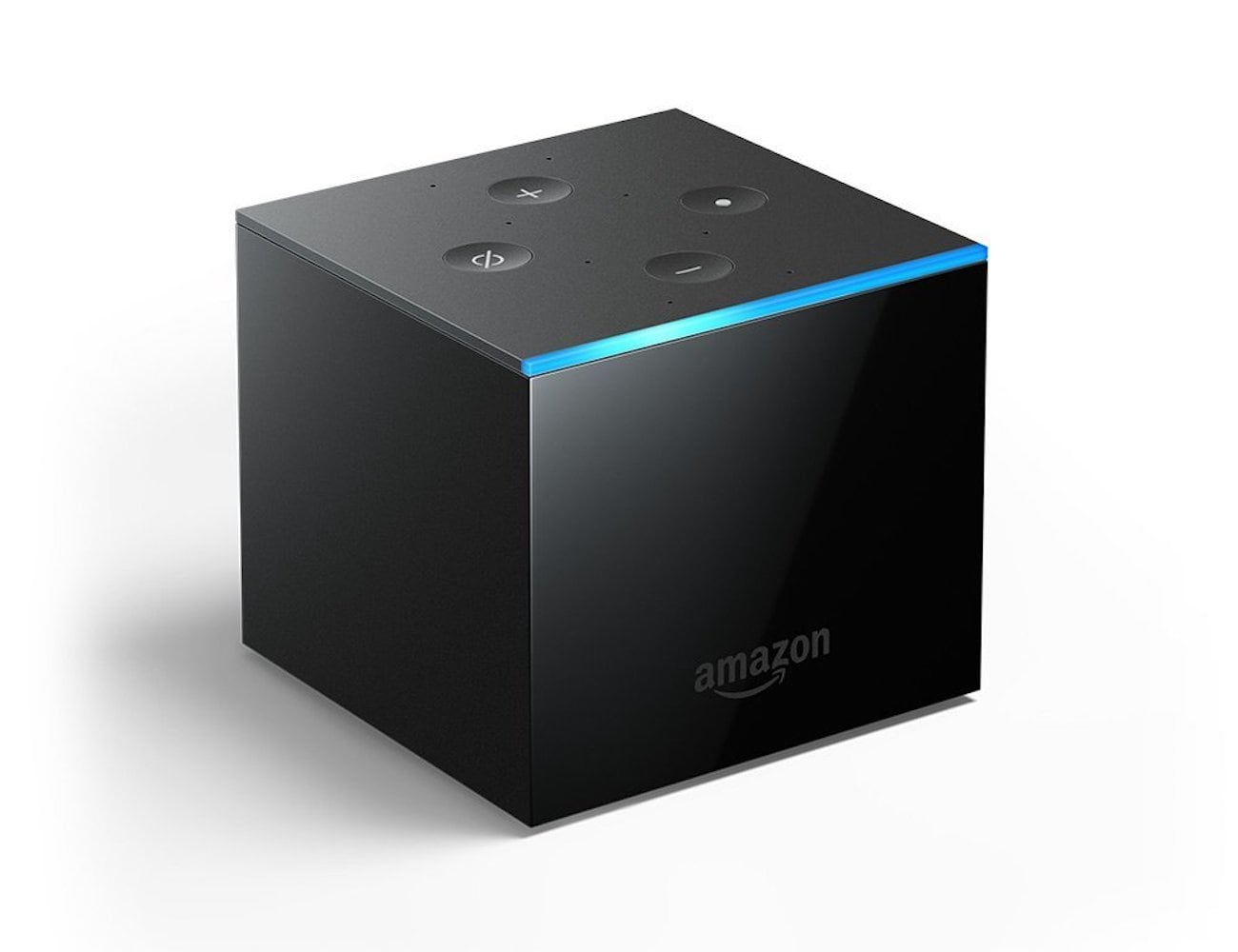 Amazon Fire TV Cube Alexa Streaming Box