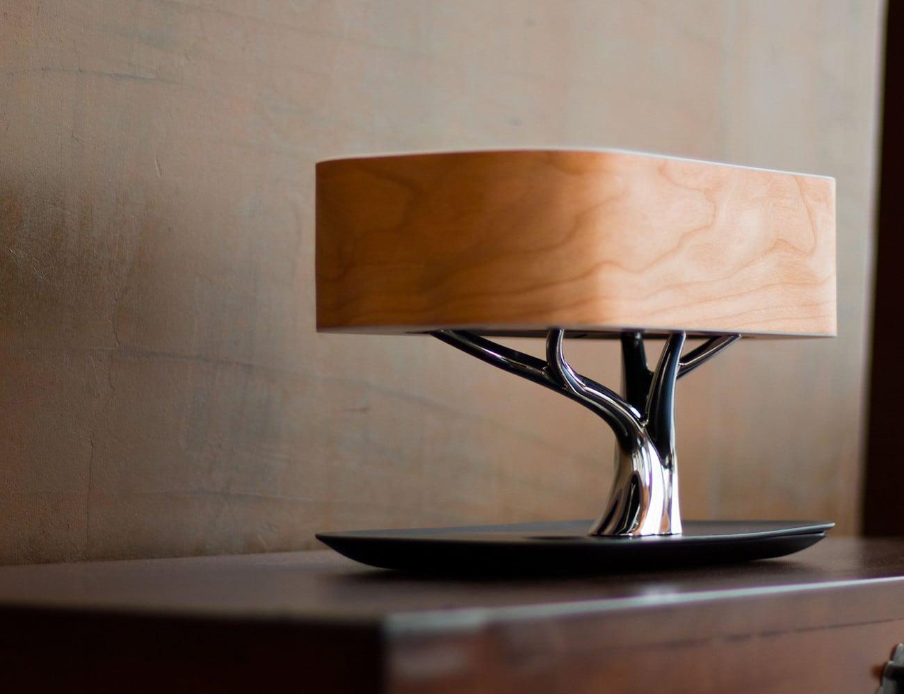 Ampulla Light of Tree Smart Bedside Lamp