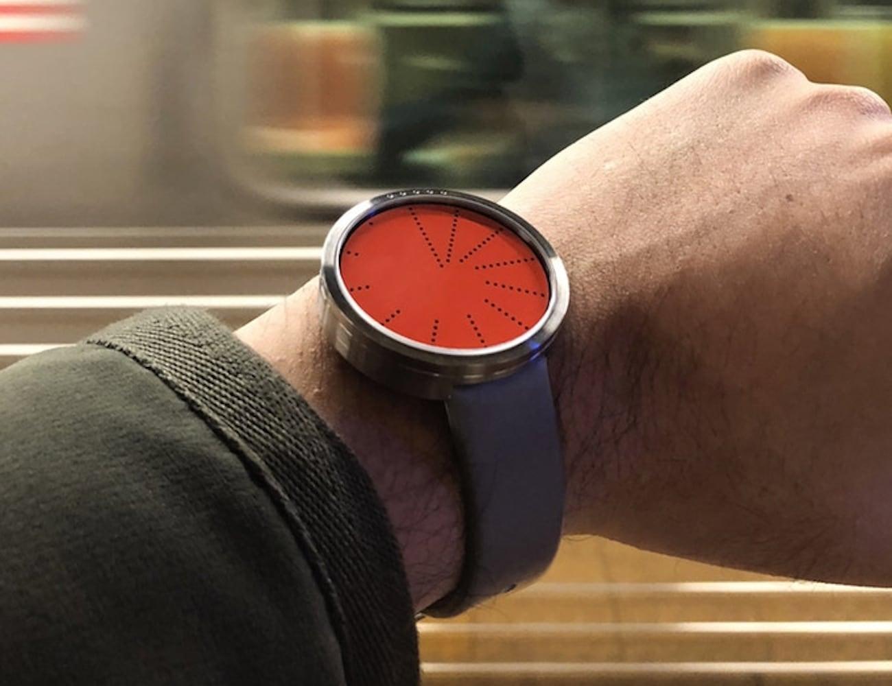 Anicorn Order Swiss Movement Minimalist Watch