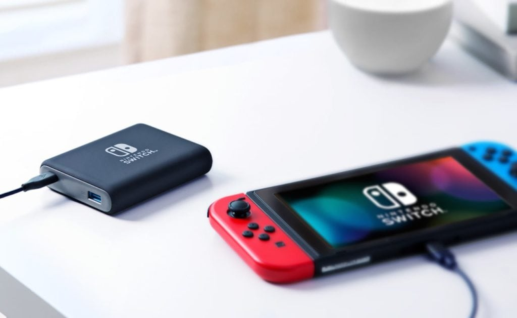 Anker+PowerCore+13400+Nintendo+Switch+Portable+Charger