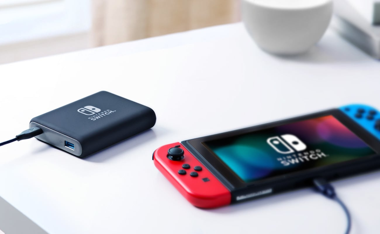 Anker PowerCore 13400 Nintendo Switch Portable Charger