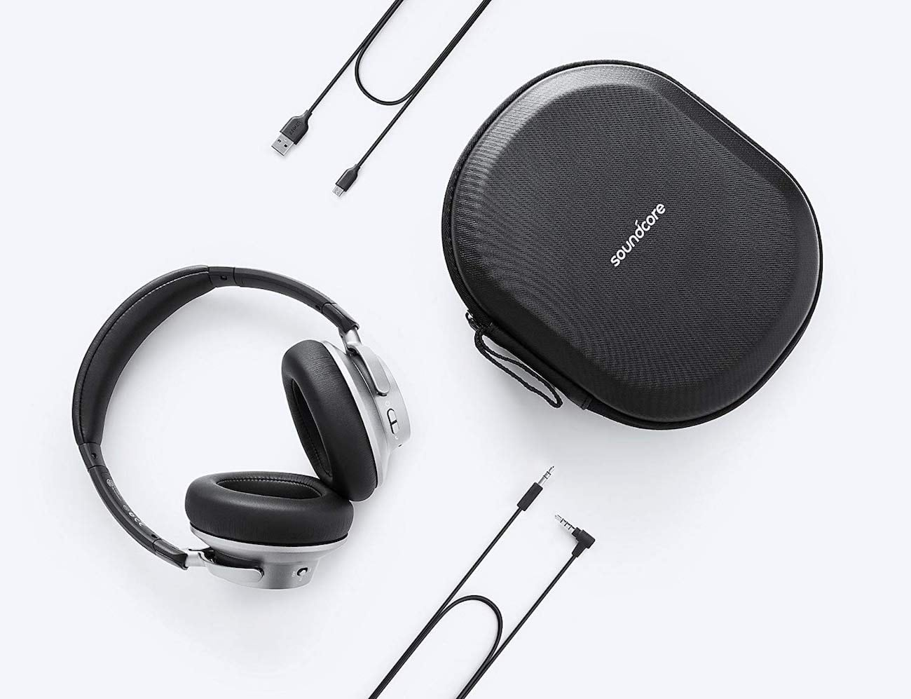 Anker Soundcore Space NC Wireless Noise-Canceling Headphones