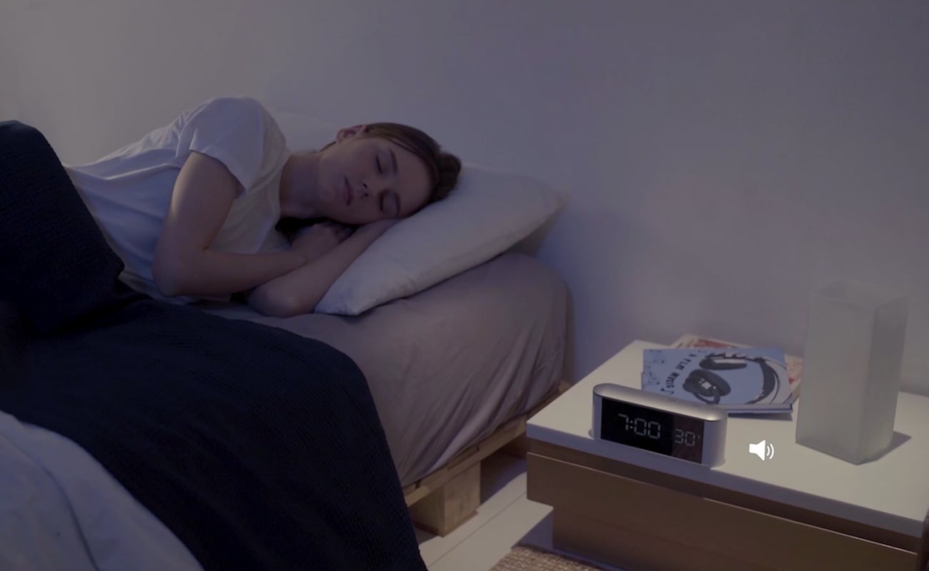Banala Sleep Aid Alarm Clock