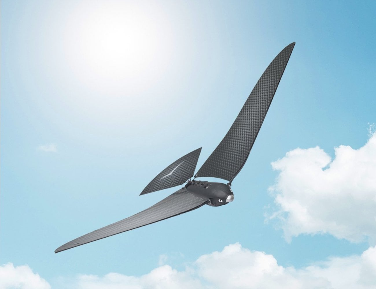 Bionic Bird Biomimetic Drone