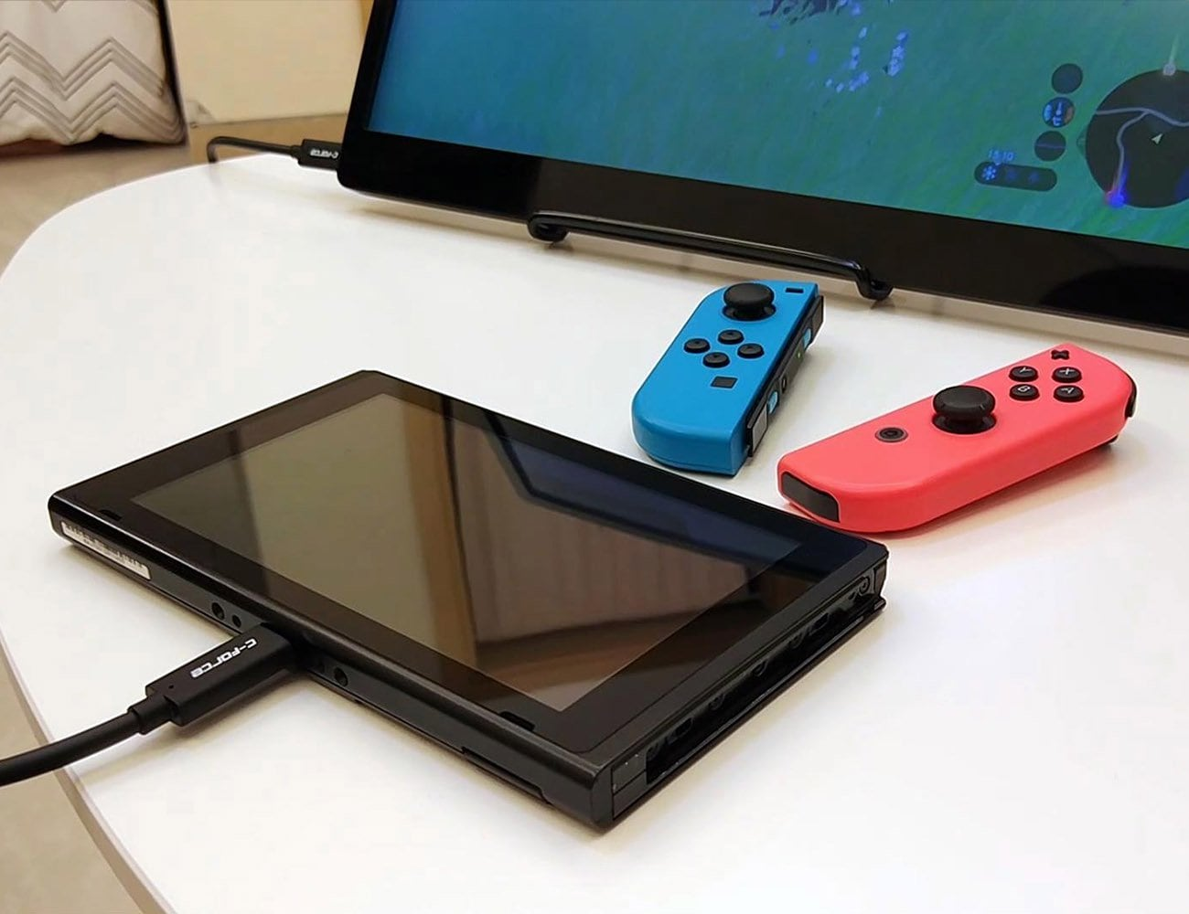 C-Force Portable HD Monitor