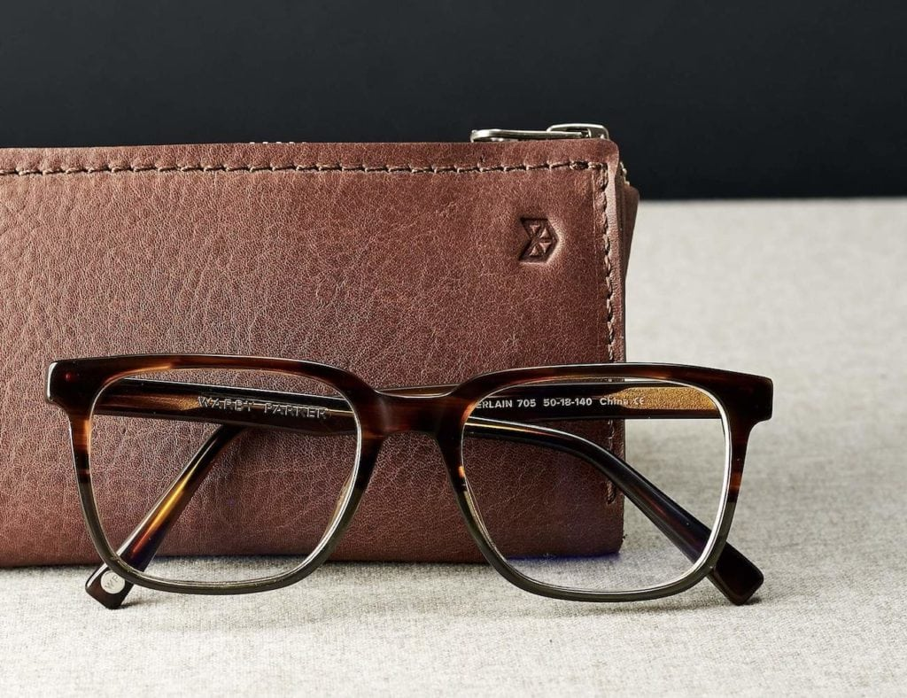 Capra+Leather+Glasses+Case