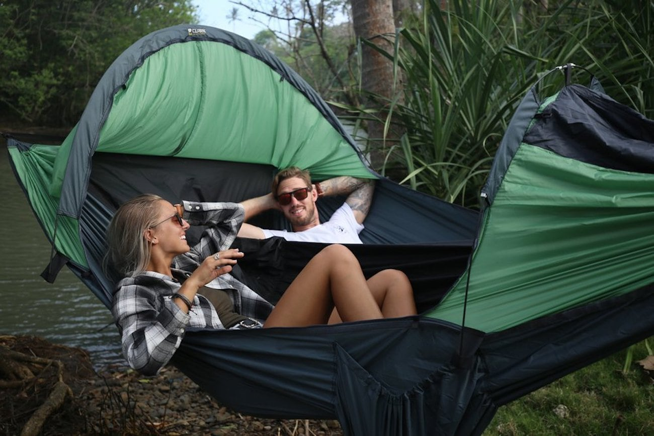 Clark Vertex Two Person Camping Hammock