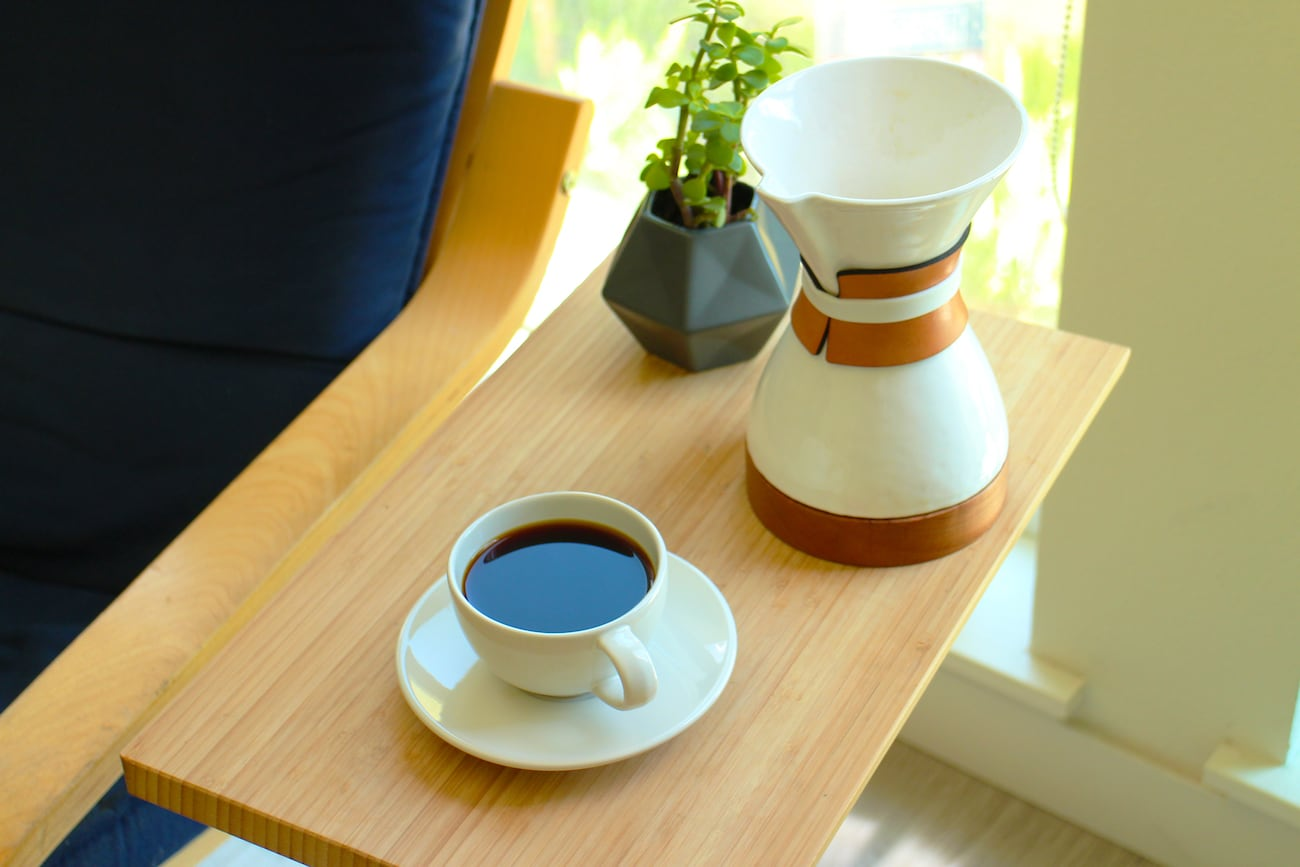 Cora Smart Pour-Over Coffee Brewer