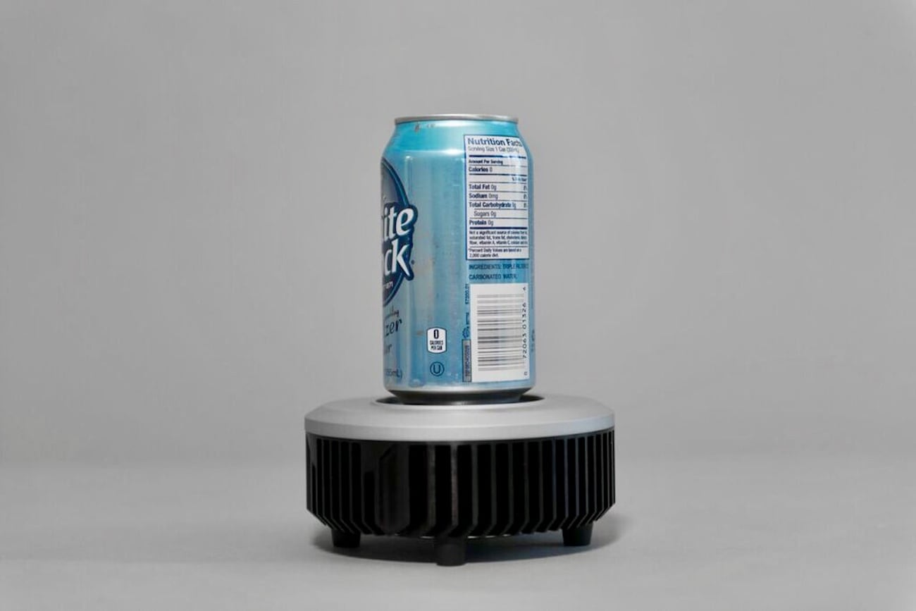Drink Induction Chiller Electric Coaster