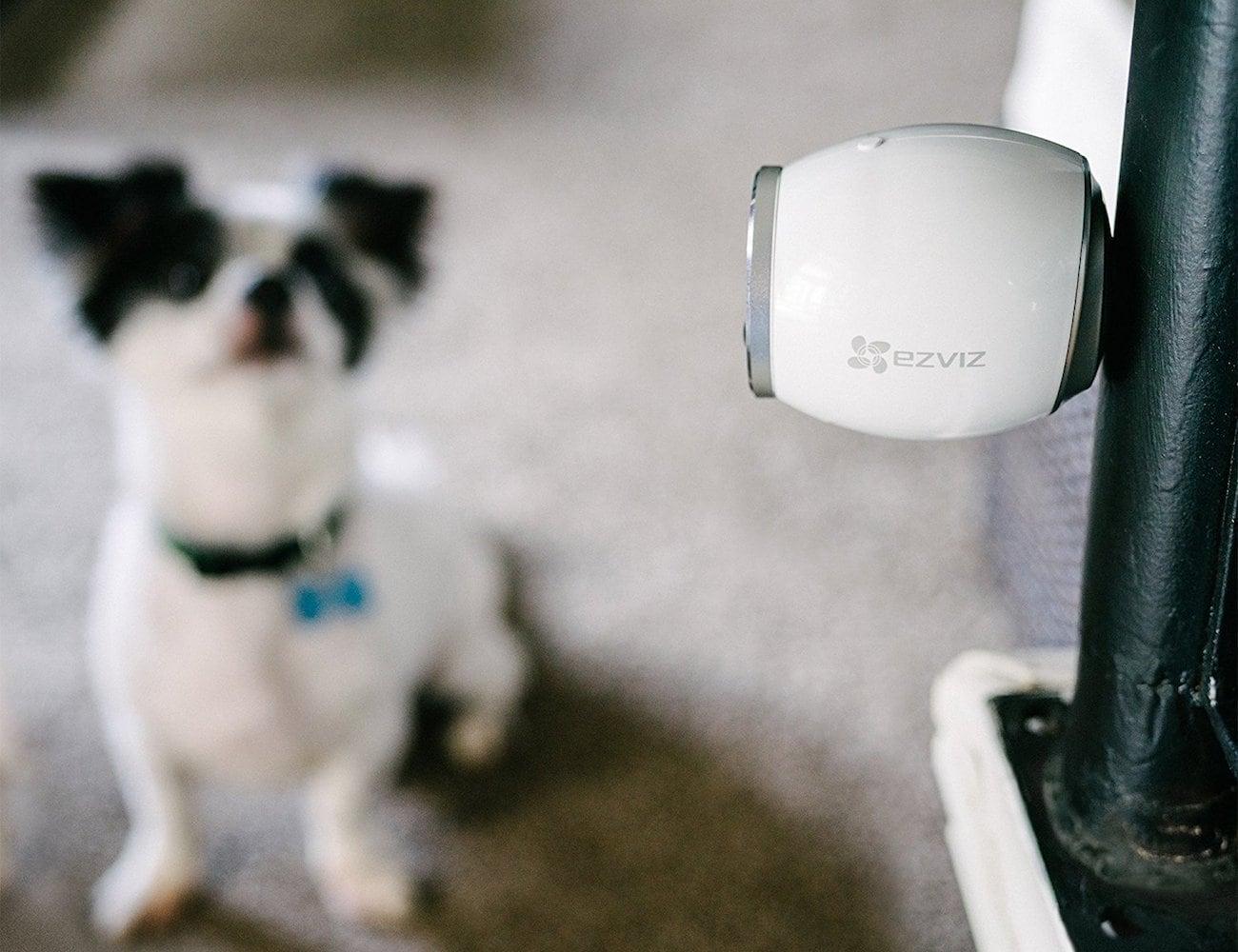 EZVIZ Mini Trooper Smart Home Security System