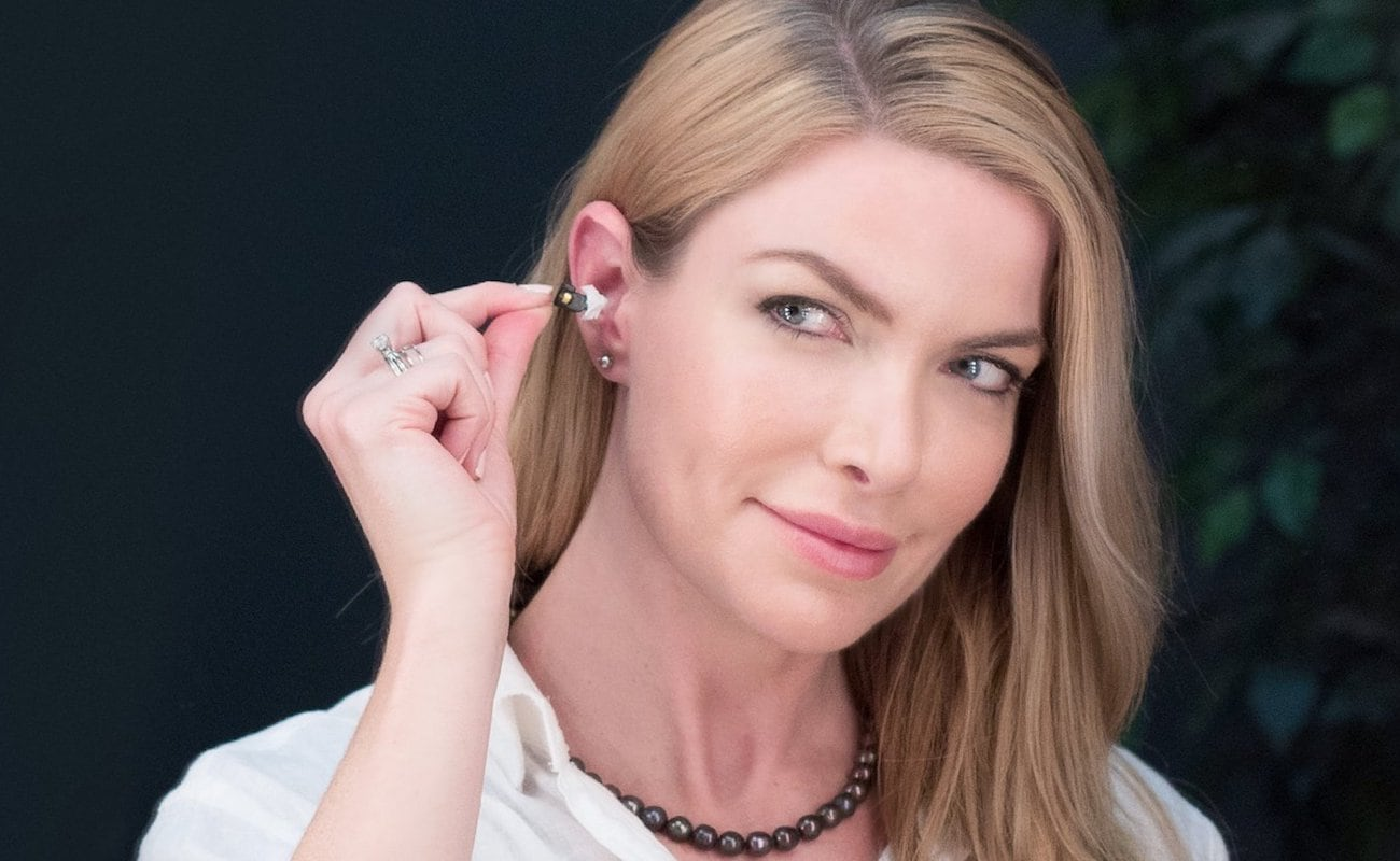 Eargo Plus Invisible Hearing Aid