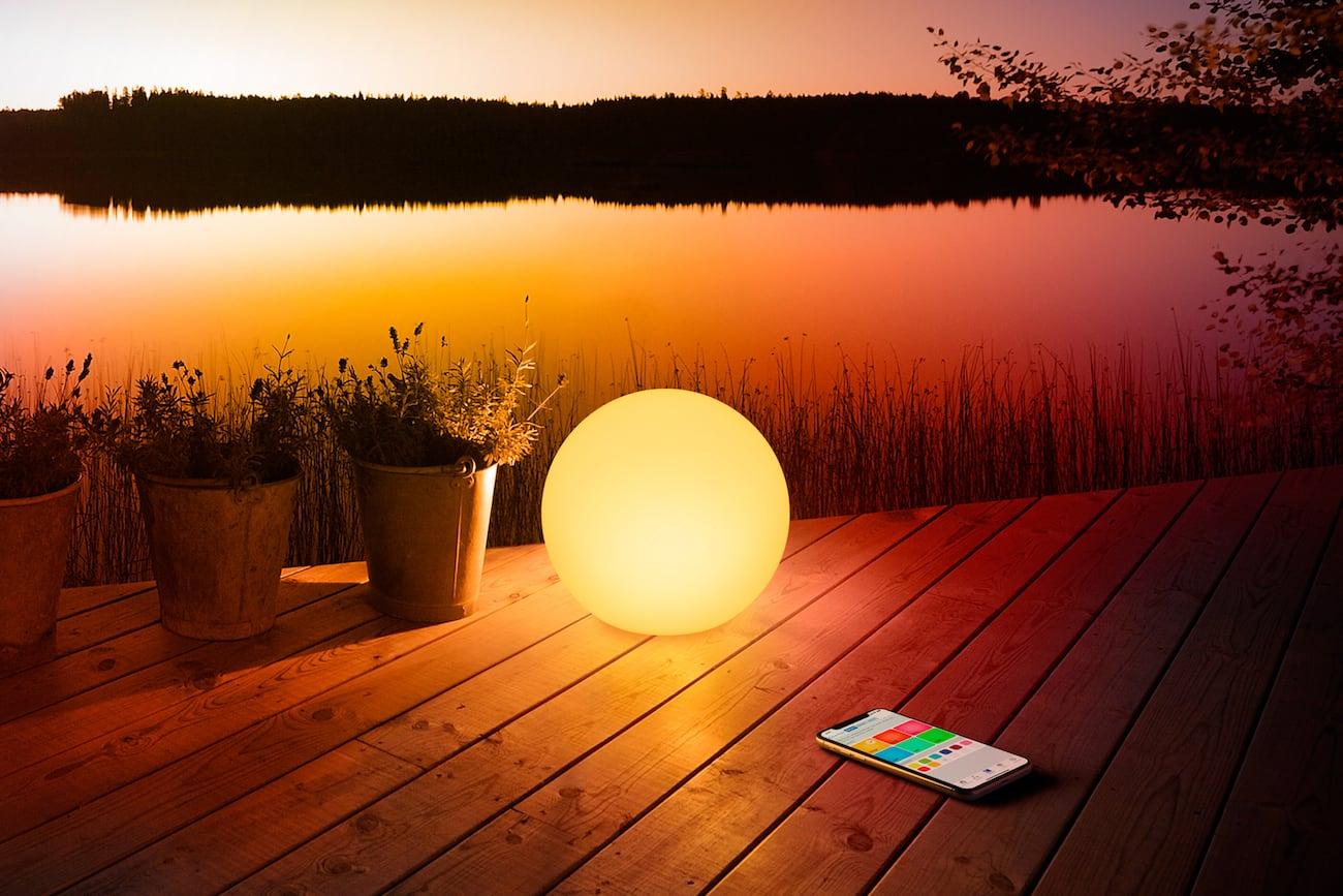 Elgato Eve Flare Portable Smart LED Lamp