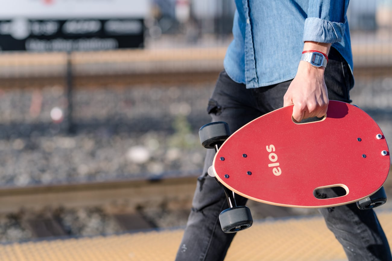 Elos Mini Cruiser Skateboard