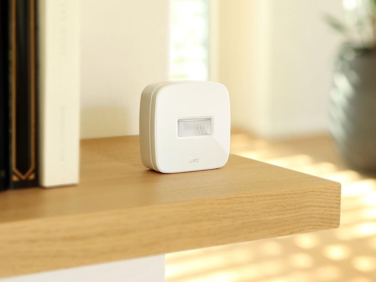Eve Motion Wireless Movement Sensor has a 120º field of view